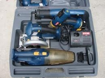 Cordless Power Tools Sets